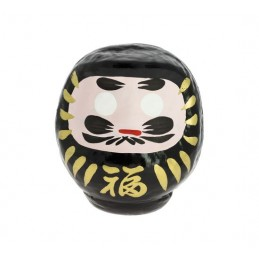 Grand Daruma Noir - Protection
