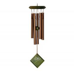Carillon à vent Mars bronze...