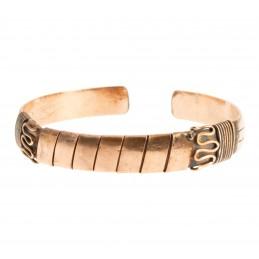 Bracelet Boa cuivre