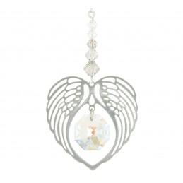 Ailes d'ange Aurore boréale