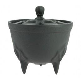 Brûle-parfums Iwachu Bol noir