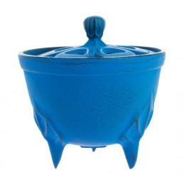 Brûle-parfums Iwachu Bol Bleu