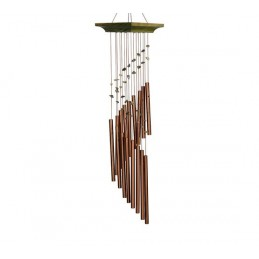 Carillon à vent Spirale -...