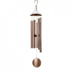 GALAXY WINDCHIME 114CM BRONZE