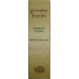 Encens Chenrezig - Bouddha...