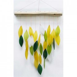 GLAS WIND CHIME FOREST...
