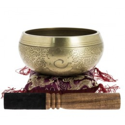 Bol tibétain Gravures - Grand