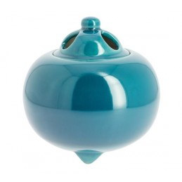 Brûle-parfums - Bleu Roi