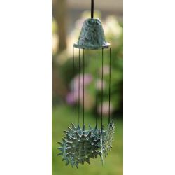 Carillon en bronze - Soleil...