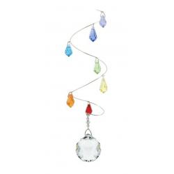 Spirale de Cristal des Chakras