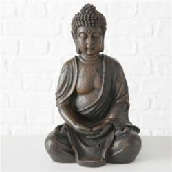 Bouddha en résine - H30CM