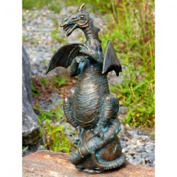 Dragon cracheur de 29CM de...