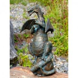 Dragon cracheur de 29CM de...